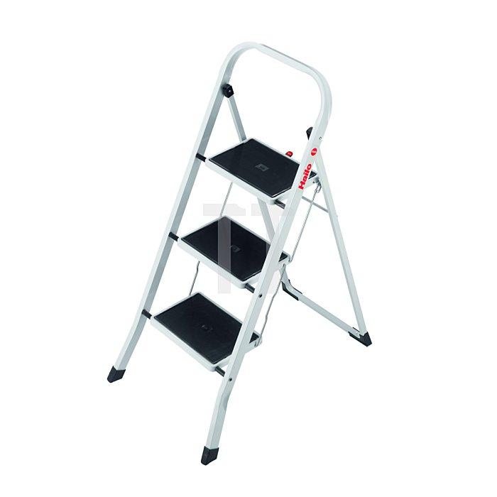 Hailo K20 Stahl-Klapptritt 3 Stufen  4397-901
