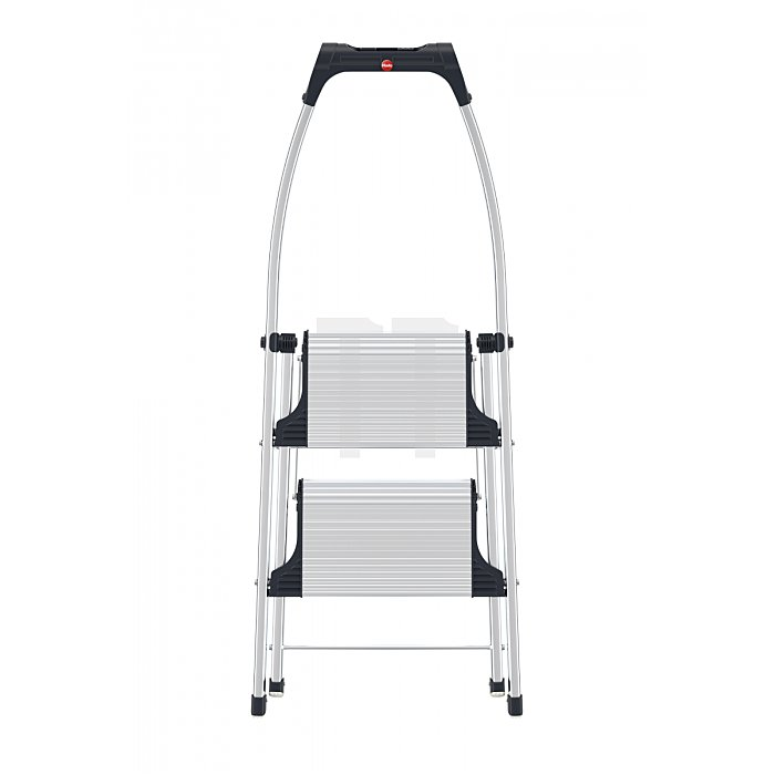Hailo LivingStep Comfort plus 3 Stufen Klapptritt mit Soft-Grip Sohle 4303-301
