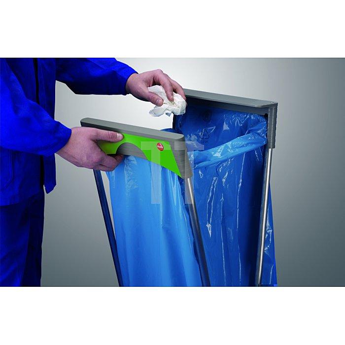 Hailo ProfiLine ASS 120 Duo stehend Abfall-Sammel-System handbetätigt  0924-200