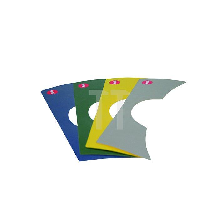 Hailo ProfiLine ASS 120 Trio stehend Abfall-Sammel-System handbetätigt  0936-200
