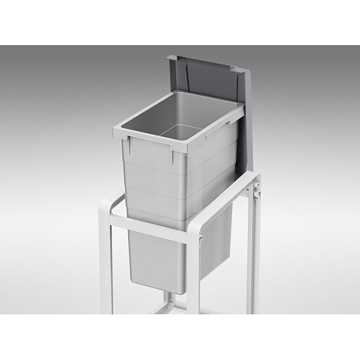 Hailo ProfiLine Öko 35 Basiseinheit Mülltrenn-System 35 Liter  0935-202