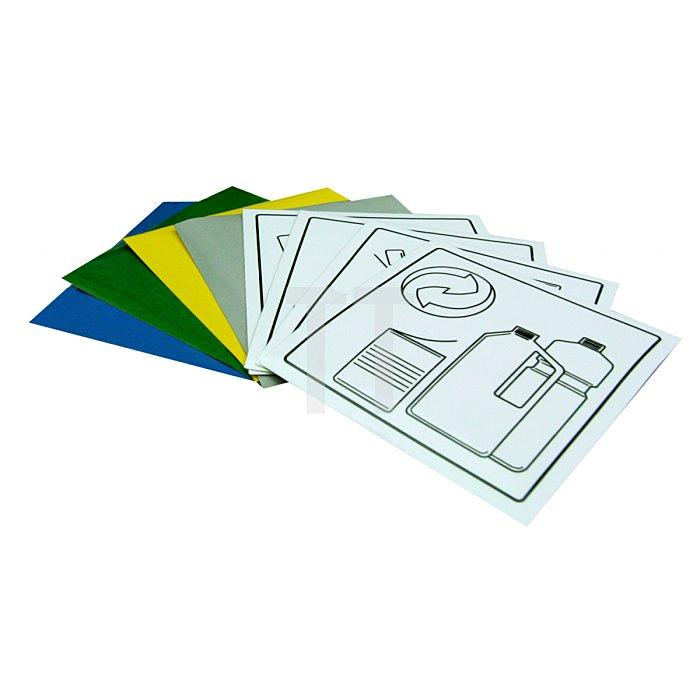 Hailo ProfiLine WSB design 70P schwarz mit Müllsackhalterung  0971-059