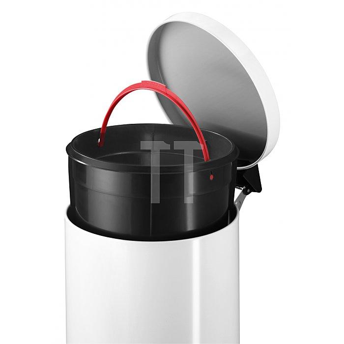 Hailo Tret-Abfallsammler ProfiLine Solid 14 Edelstahl 14 Liter Inneneimer: Kunststoff 0514-029