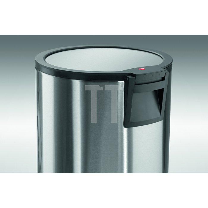 Hailo Tret-Abfallsammler T316 Stahlblech silber Inneneimer: Kunststoff 0516-112