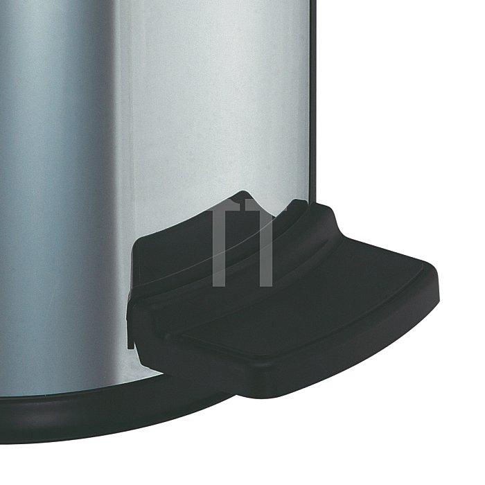 Hailo Tret-Kosmetikeimer Hailo design 4 Edelstahl Inneneimer: Kunststoff 0704-560