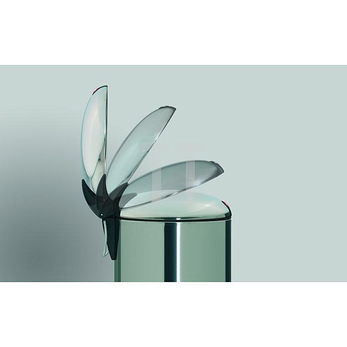 Hailo Tret-Kosmetikeimer Hailo design 4 Silber Inneneimer: Kunststoff 0704-860