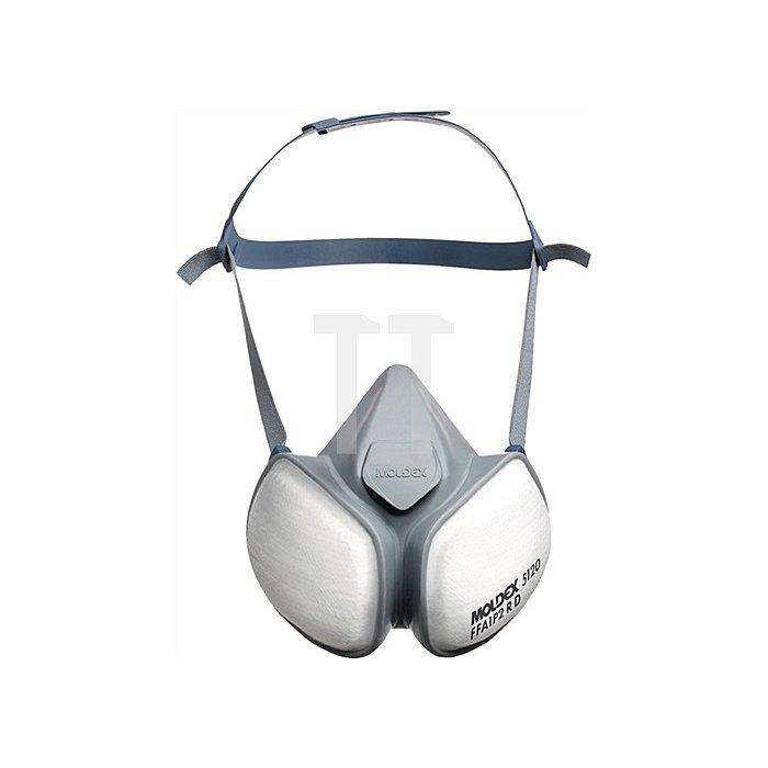 Halbmaske 5120 FFA1P2 RD Einwegmaske 210g EN405:2001+A1:2009