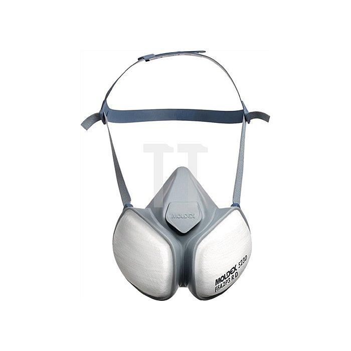 Halbmaske 5230 FFA2P3 RD Einwegmaske 250g EN405:2001+A1:2009