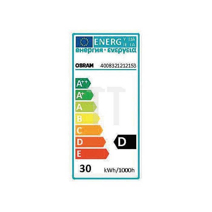 Halogenlampe 28W E14 Fassung 230V Kerzenform dimmbar 405Lm warm weiss