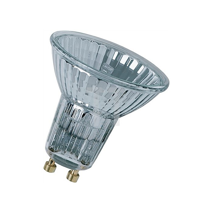 Halogenlampe 40W GU10 Fassung 230V dimmbar 300Lm warm weiss