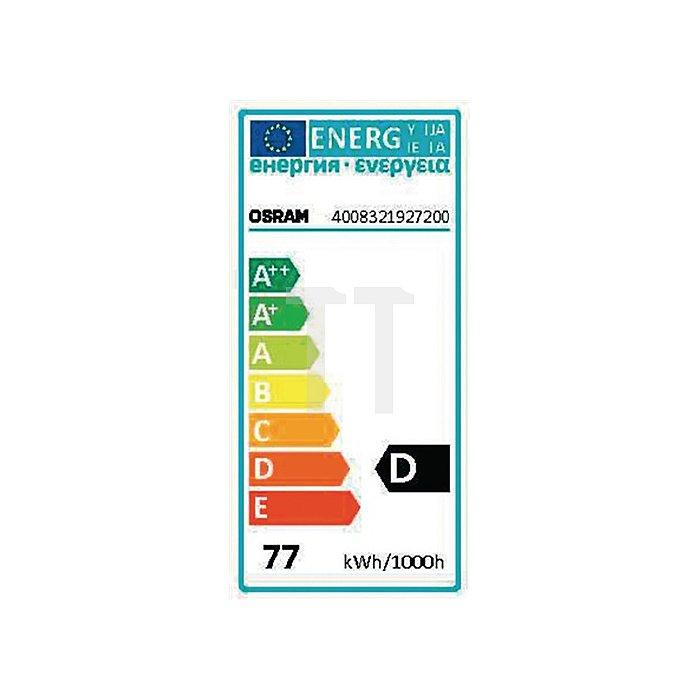 Halogenlampe 77W E27 Fassung 230V 1320Lm warm weiss dimmbar