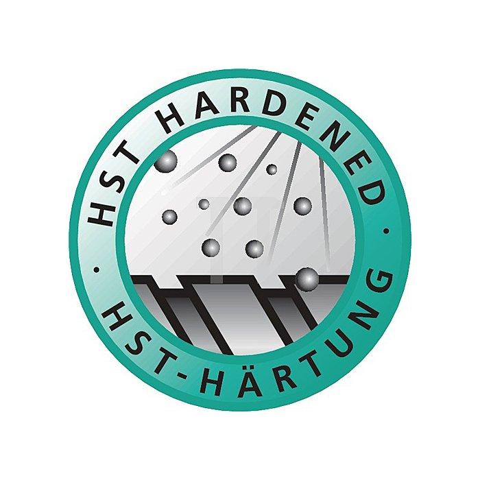 Hammerbohrer D.10,0mm SDS-plus Arbeits.L.250,0mm Gesamt.L.310,0mm 2618 Trijet