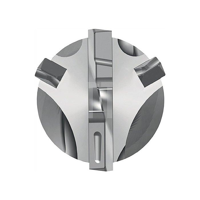 Hammerbohrer SDS-max Y-Cutter Ergo .20mm Arbeits.L.200mm Gesamt.L320mm Heller