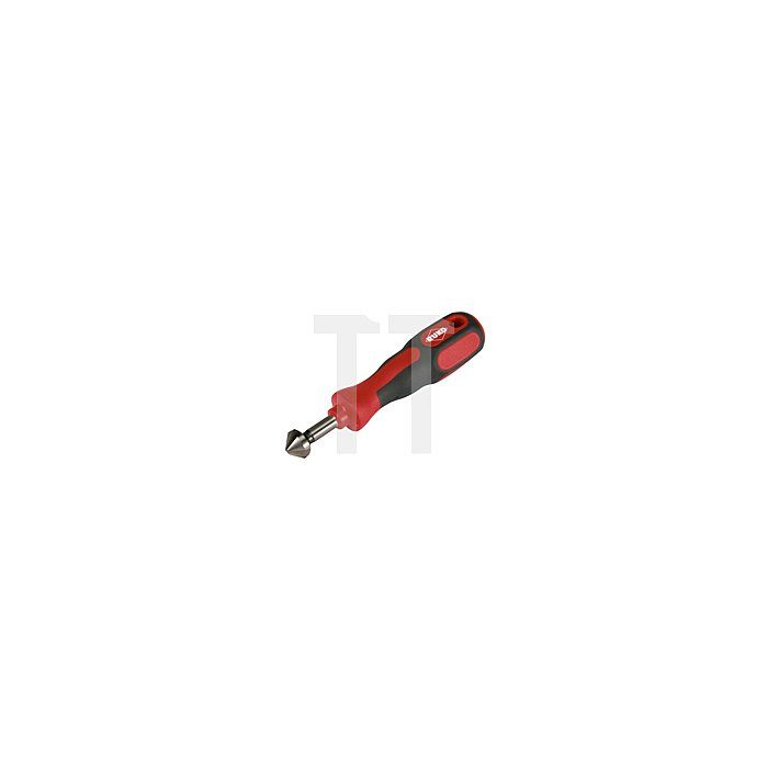 Handentgrater DIN 335 Form C 90° HSS, CBN geschliffen