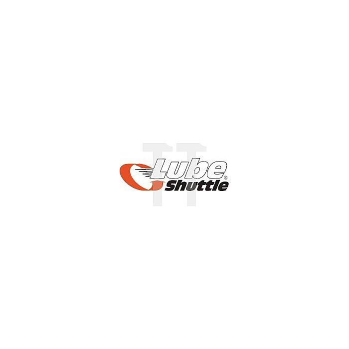 Handhebelfettpresse Lube-Shuttle mit Schlauch 300mm 4 Backenmundstück Mato