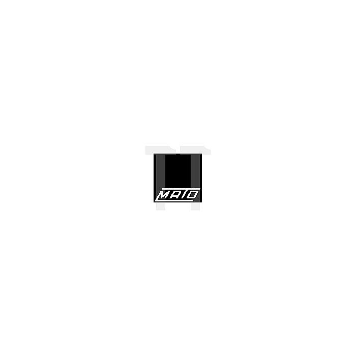 Handhebelfettpresse mit Schlauch 300mm 4 Backenmundstück Mato für 400g