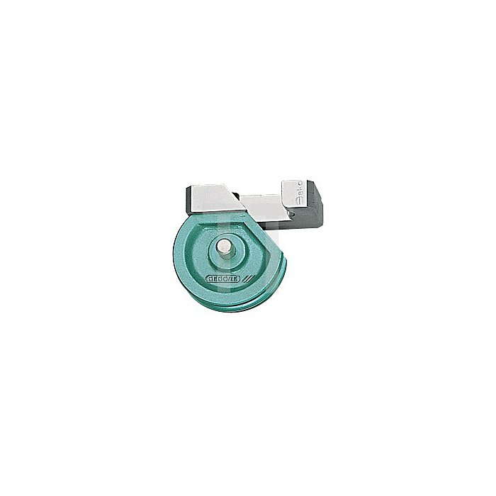 Handrohrbieger 2400 f.Rohre 12mm enth. Biegehebel u.Segment r=45mm b.180° Gedore