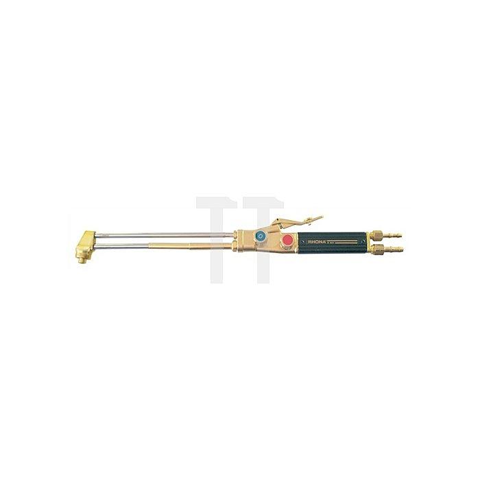 Handschneidbrenner X501-PH 75° L.800mm Propan