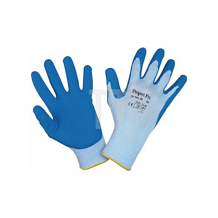 Handschuh EN388 Dexgrip Light Gr.9 a.Karte Baumwolle/Polyamid Latexbeschichtung