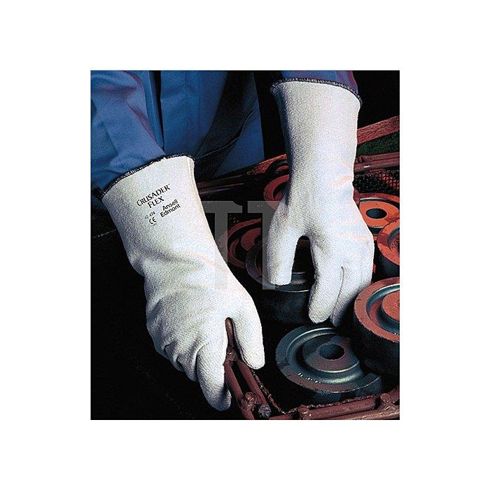 Handschuh EN388/407 Kat.III CrusaderFlex 42-474 Gr.10 Polyester/Baumwolle Nitril