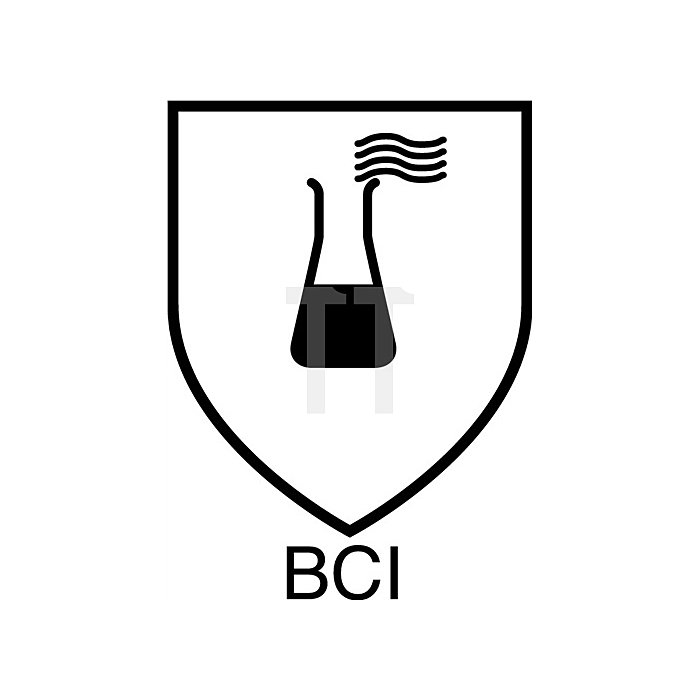 Handschuhe Butoject 898 Gr.10 schwarz Chemikalienschutz KCL m.Rollrand