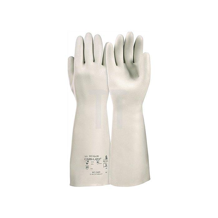 Handschuhe Combilatex 395 Gr.9 L.400mm KCL beige