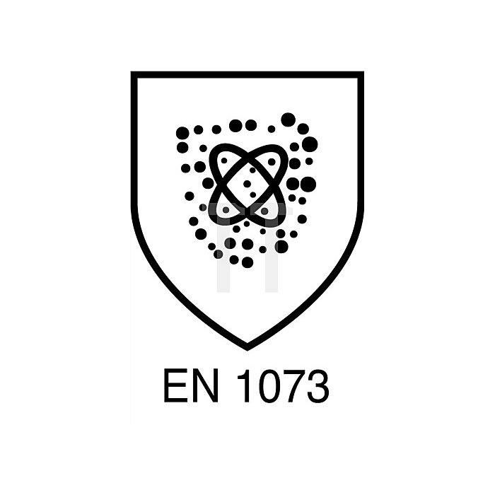 Handschuhe EN388/421/374 Kat.III Bi-Colour 87-900 Gr. 7,5-8 BW Latex Neopren