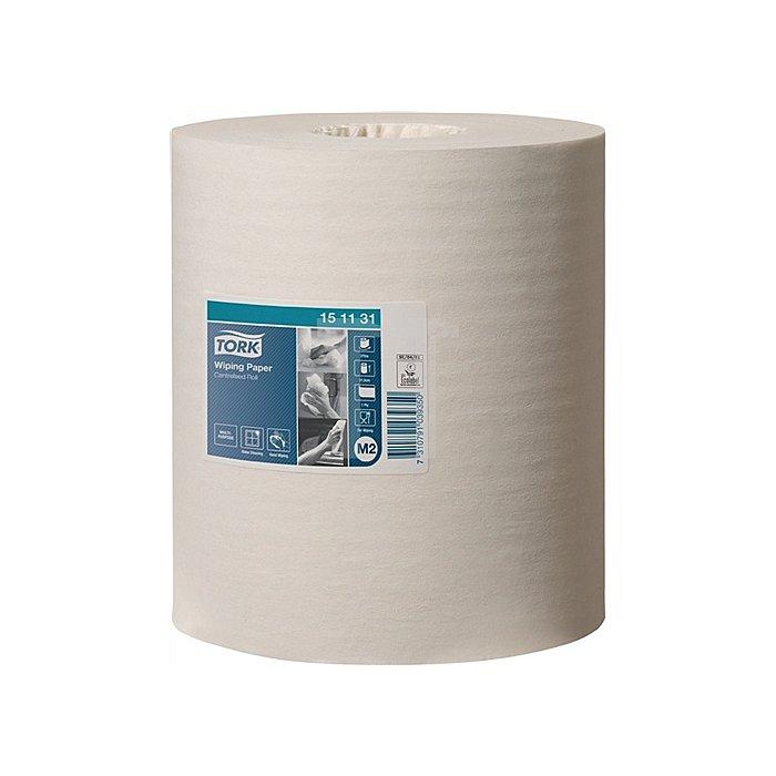 Handtuchrolle 1lagig weiss Tissue L.275xB.215 TORK Advanced 415