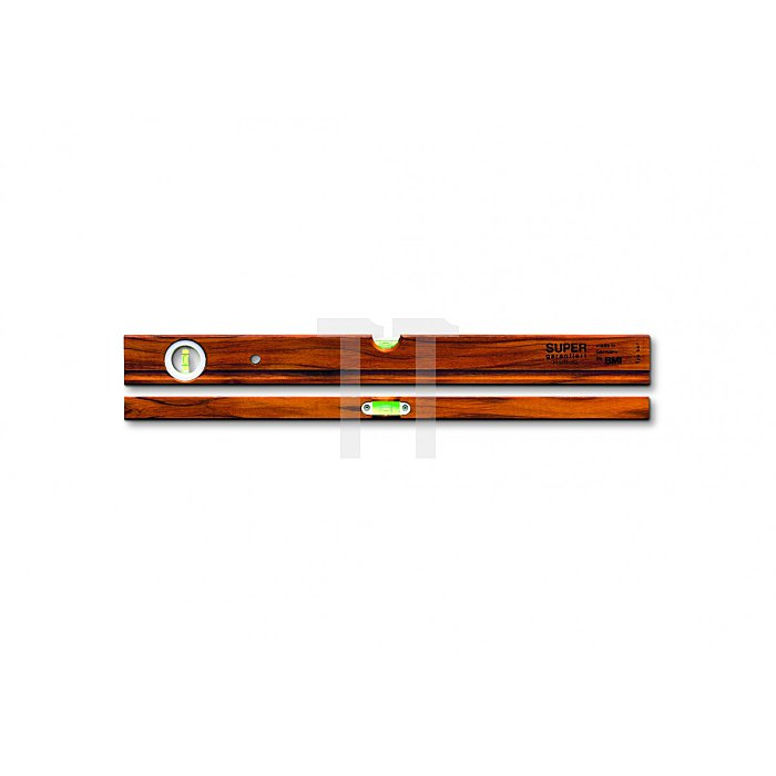 BMI Hartholz Wasserwaage 50 cm 661050