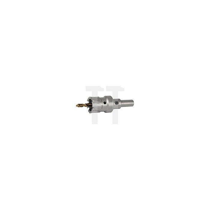 Hartmetall Mehrbereichslochsäge MBL Ø 22 mm