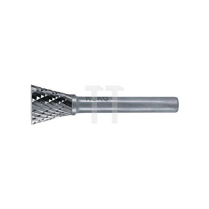 Hartmetallfrässtift Form N D.12mm HM WKN