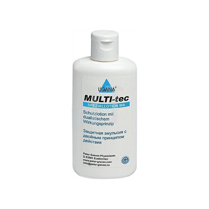 Hautschutzlotion Ligana Multi Tec Speziallotion WA Inhalt 100ml