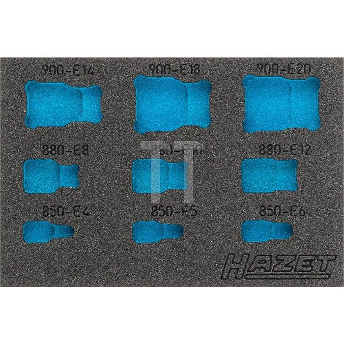 HAZET 2K-Weichschaum-Einlage