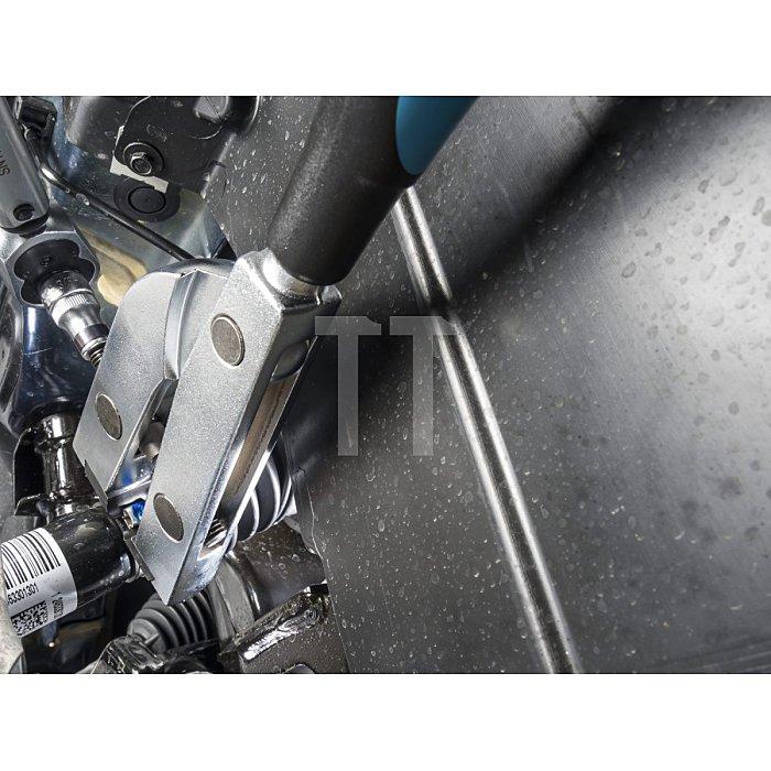 HAZET Achsmanschetten-Spann-Zange - Vierkant hohl 10 mm (3/8 Zoll)