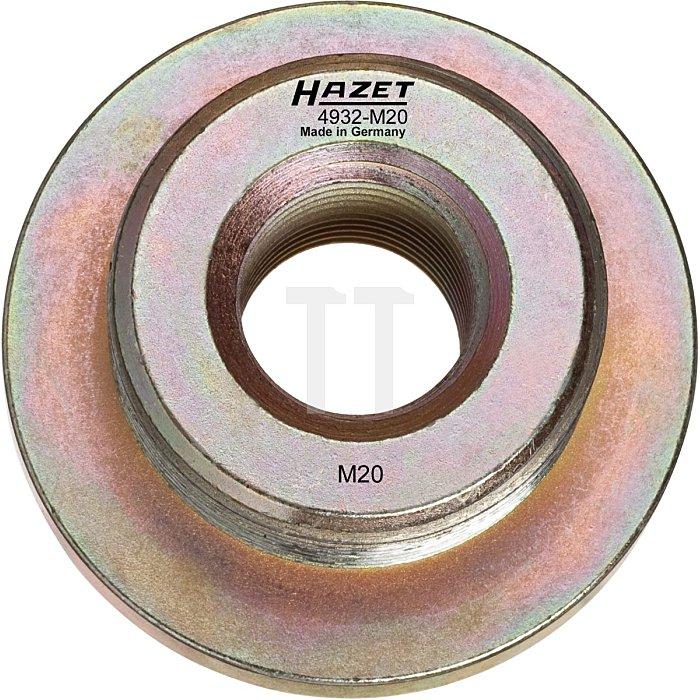 HAZET Adapter für Hohlkolben-Zylinder 4932-17