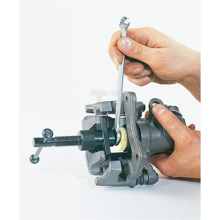 HAZET Bremskolben-Rücksetz-Satz - Anzahl Werkzeuge: 9