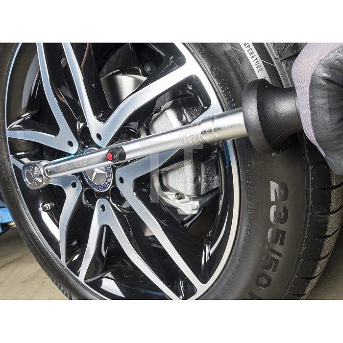 HAZET Drehmoment-Schlüssel - Nm min-max: 300–800 Nm - Toleranz: 2% - Vierkant massiv 20 mm (3/4 Zoll)
