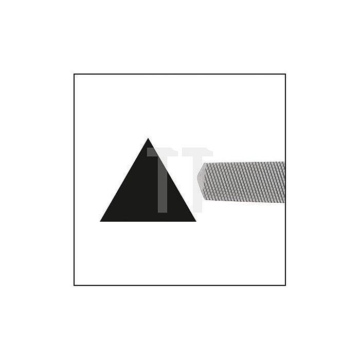 HAZET Dreikant-Feile