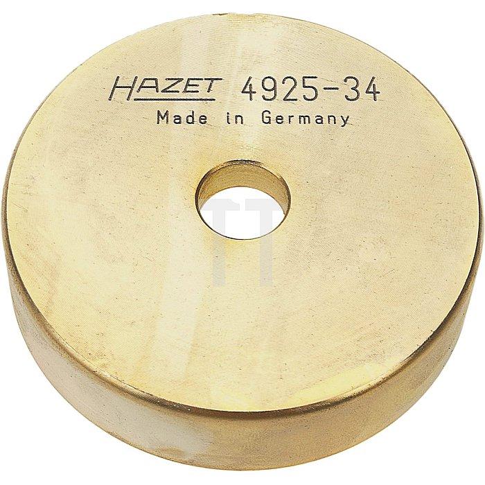 HAZET Druckscheibe 67 x 18 mm