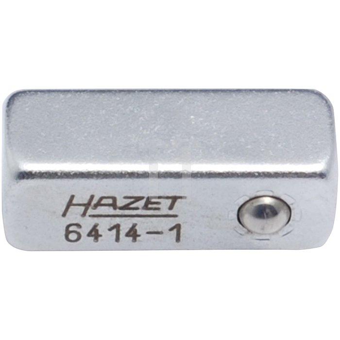 HAZET Durchsteck-Vierkant - Vierkant massiv 12,5 mm (1/2 Zoll)