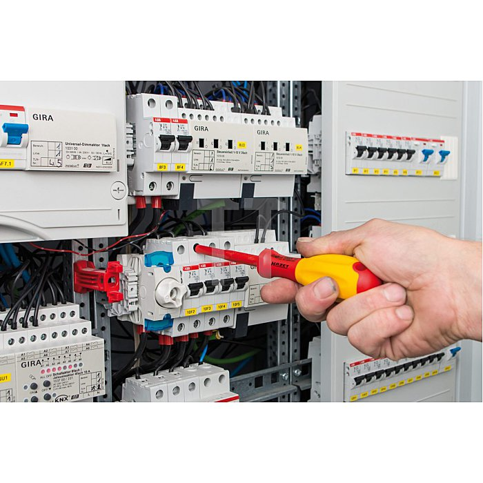 HAZET Elektriker-Schraubendreher - Innen TORX® Profil - T25 mm