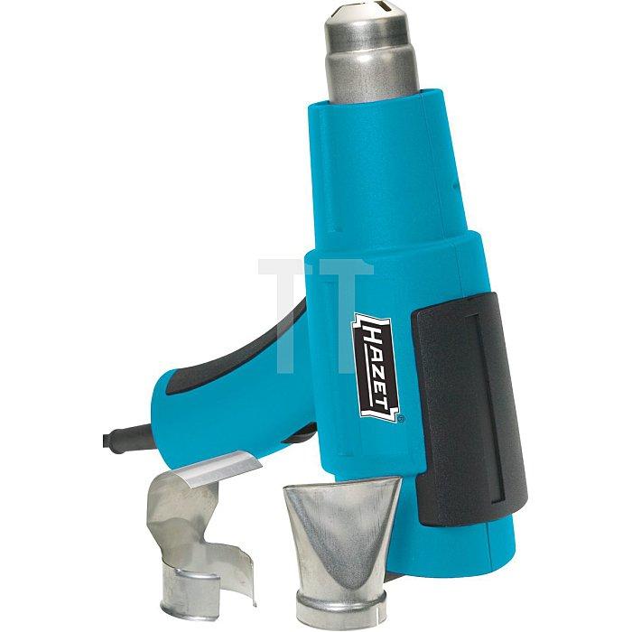 HAZET Heißluft-Handgerät - Anzahl Werkzeuge: 3