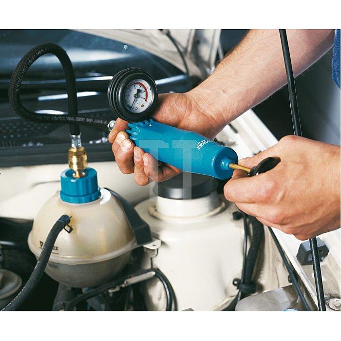 HAZET Kühlsystem-Tester für Nkw - Anzahl Werkzeuge: 3