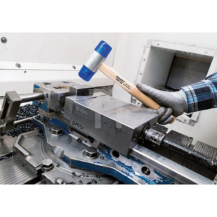 HAZET Kunststoff-Schonhammer, rückschlagarm
