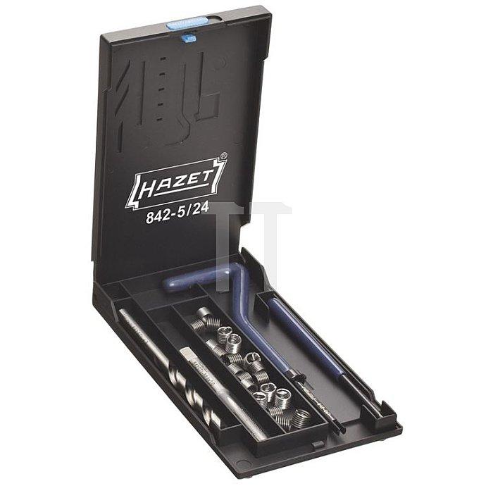 Hazet M5x0,8 6,7mm GEWINDE-REPARATUR-SATZ 842-5/24