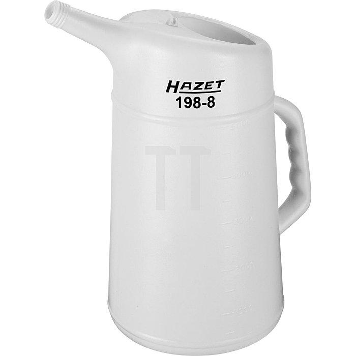 HAZET Mess-Becher