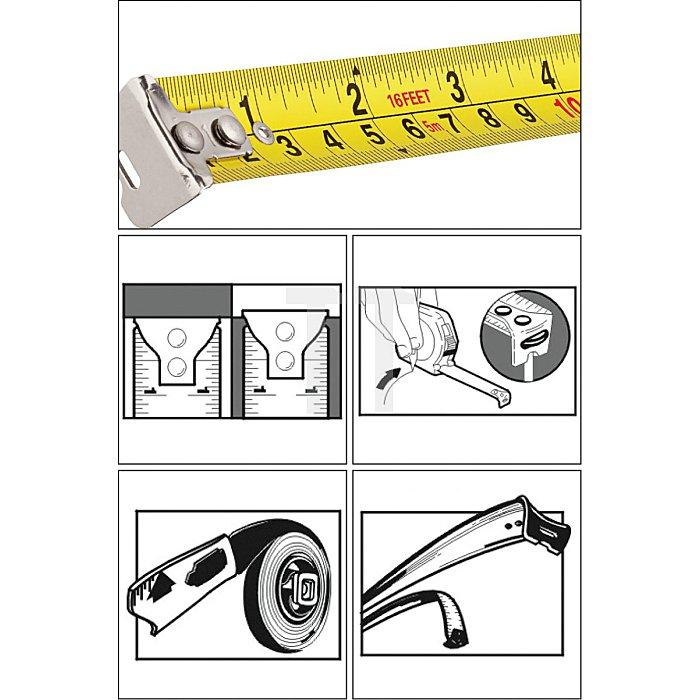 HAZET Rollband-Maß