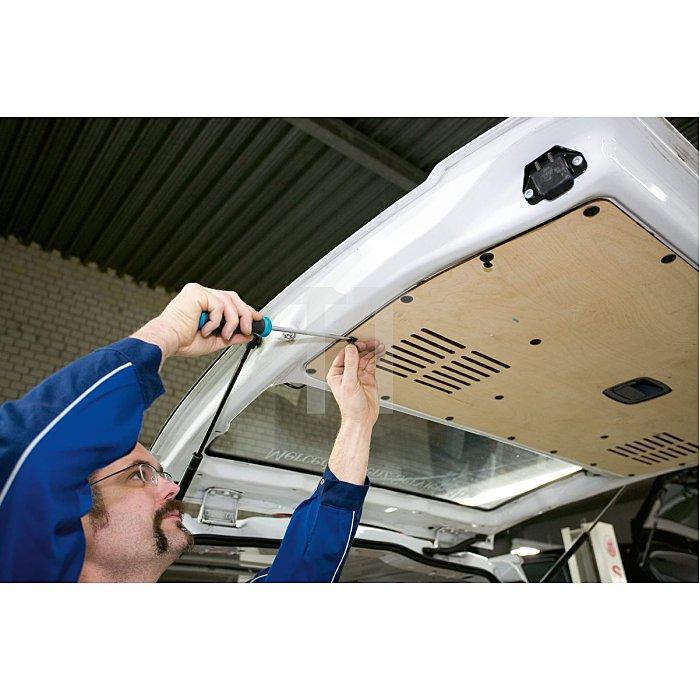 HAZET Schraubendreher HEXAnamic® - Pozidriv Profil PZ - PZ2 mm