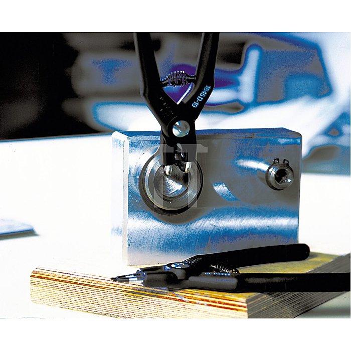 HAZET Sicherungsring-Zangen-Satz - Anzahl Werkzeuge: 8