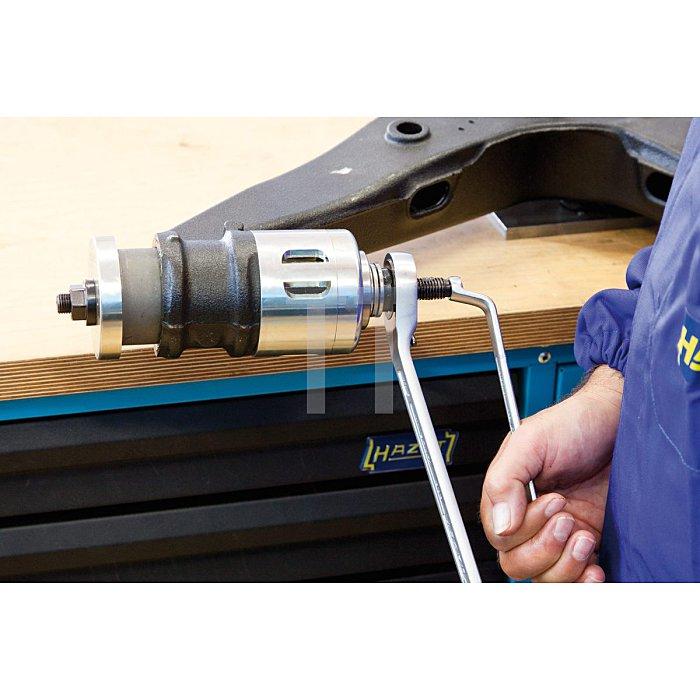 HAZET Silentlager-Werkzeug-Satz - Anzahl Werkzeuge: 9